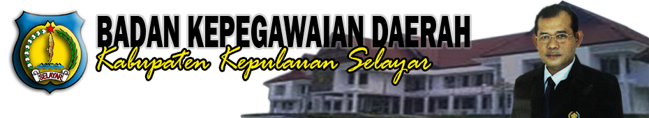 Badan Kepegawaian Daerah Kabupaten Kepulauan Selayar