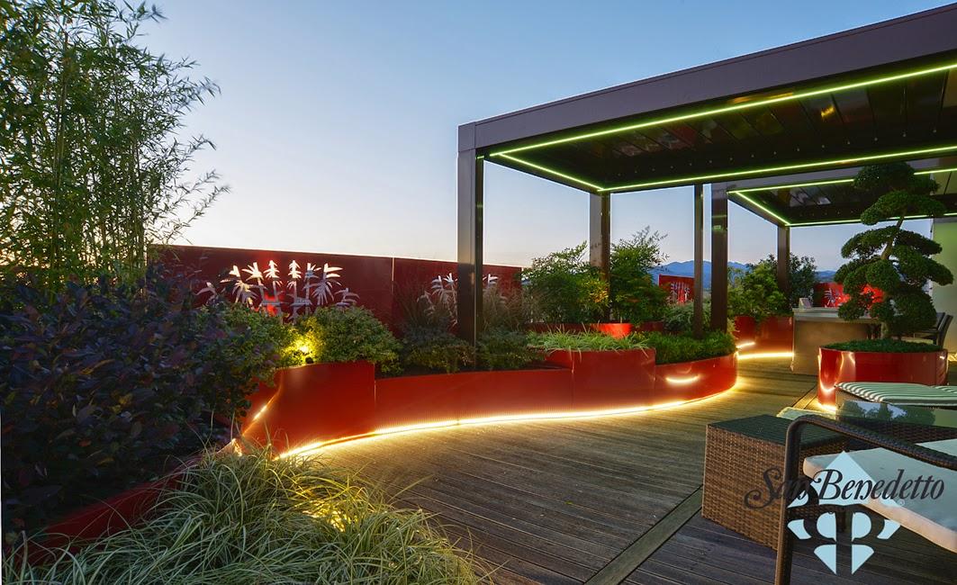 Orti in progress jap italian style in terrazza - Terrazzi arredati e fioriti ...