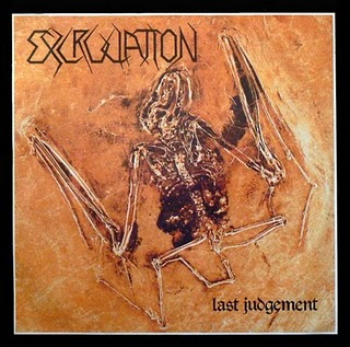 Excruciation Album Last Judgement 1987