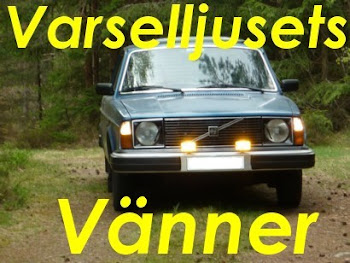 En hyllning till varselljuset