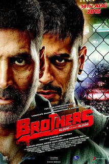 Brothers (2015) full Hindi Movie DVDRIP