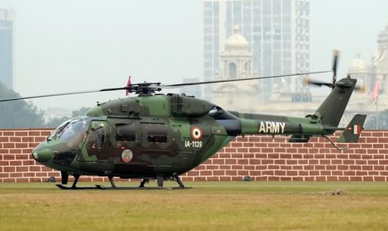 HAL Dhruv Advanced Light Helicopter