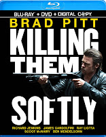 Killing Them Softly Blu-Ray DVD
