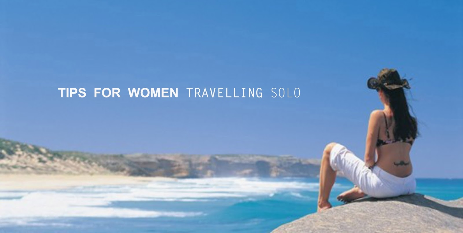 How to (Safely) Travel Alone as aWoman pictures