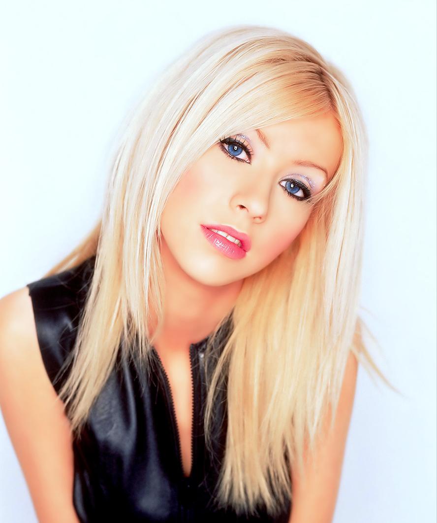 Beautiful Christina Aguilera Backing Tracks Backing Track