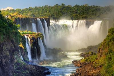 Las nuevas 7 maravillas naturales del mundo - 2012