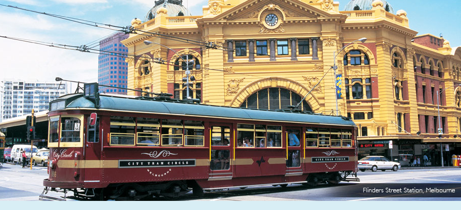 Melbourne: My dream destination