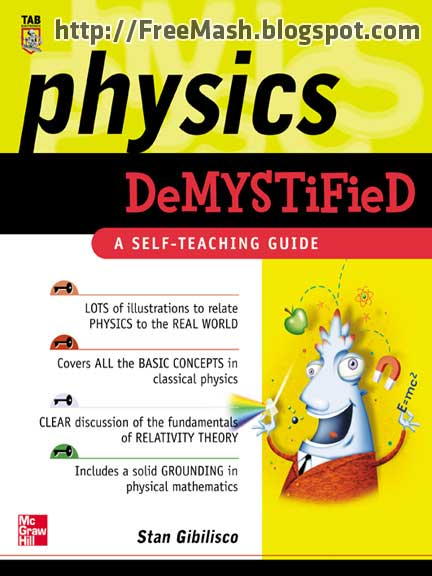 Physics DeMYSTiFieD A SELF-TEACHING GUIDE PDF Ebook Free Download