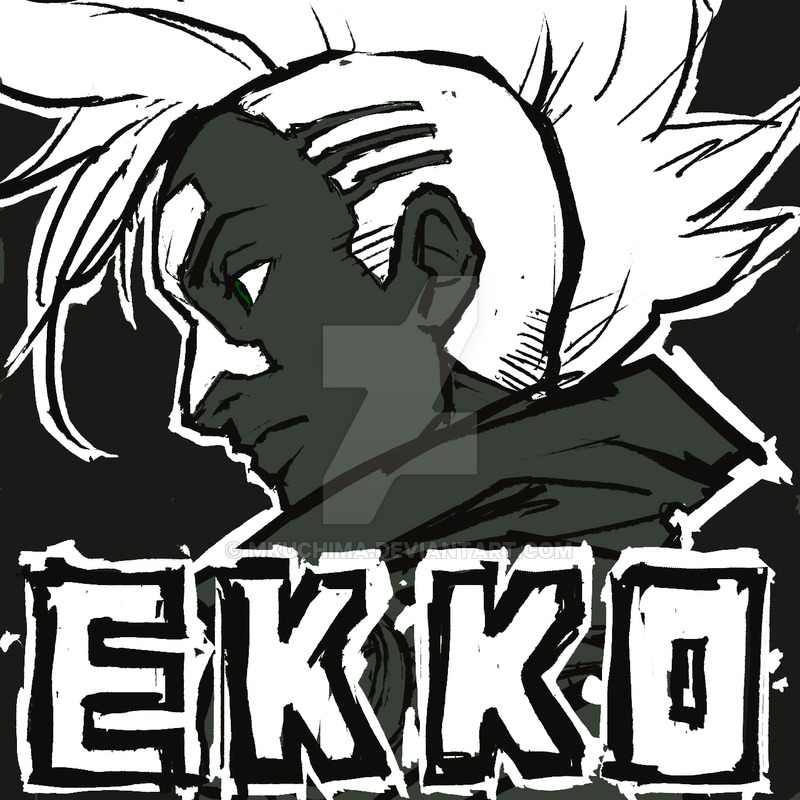 Tải hình ảnh EKO LOL full HD - Ekko Wallpaper