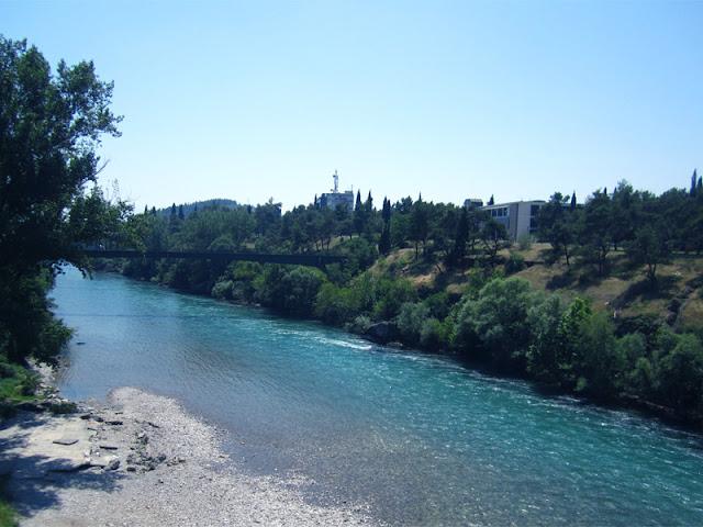 Moraca rivers, Podgorica