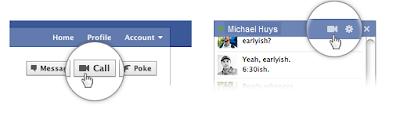 cara menggunakan panggilan video dari Facebook - exnim.com