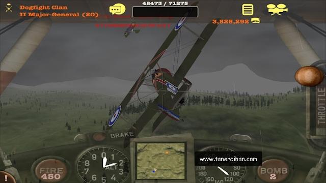 Dogfight Elite v1.0.2 APK Android Ücretsiz İndir
