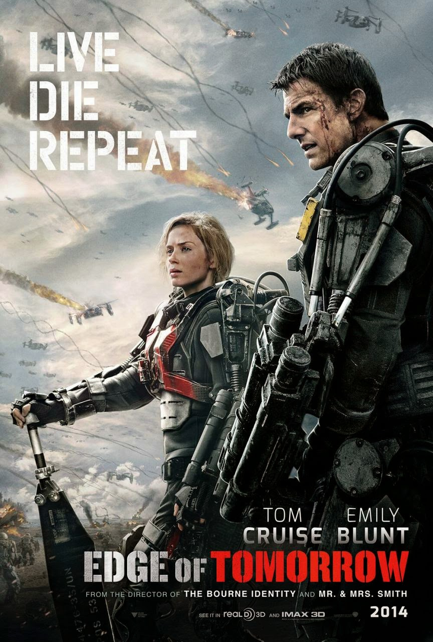 Review Film Edge of Tomorrow 2014