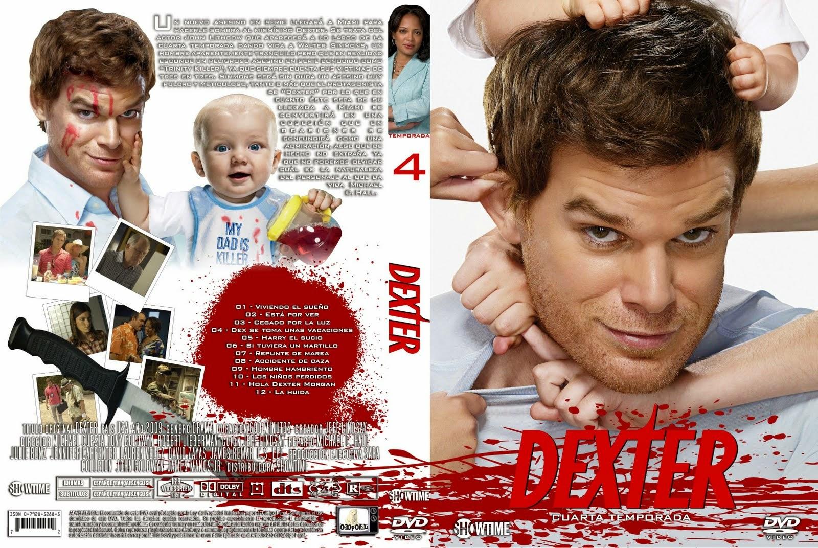 Video Club Suarez Ventas de Series,peliculas y Recitales: Dexter ...