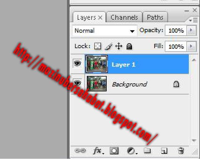 Selanjutnya untuk Membuat Efek Sinar Matahari dengan Adobe Photoshop ...