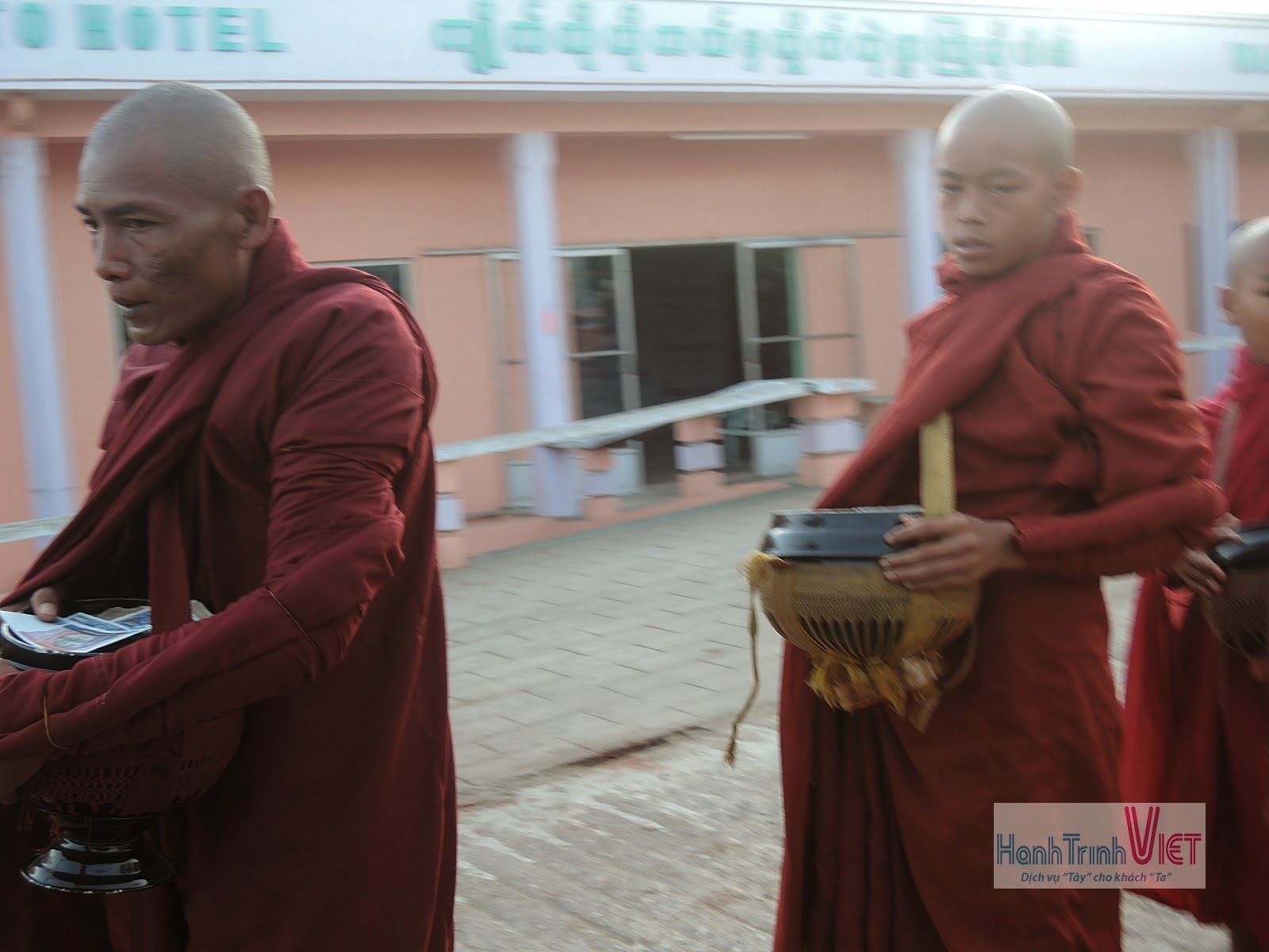Du lịch Yangon 2014
