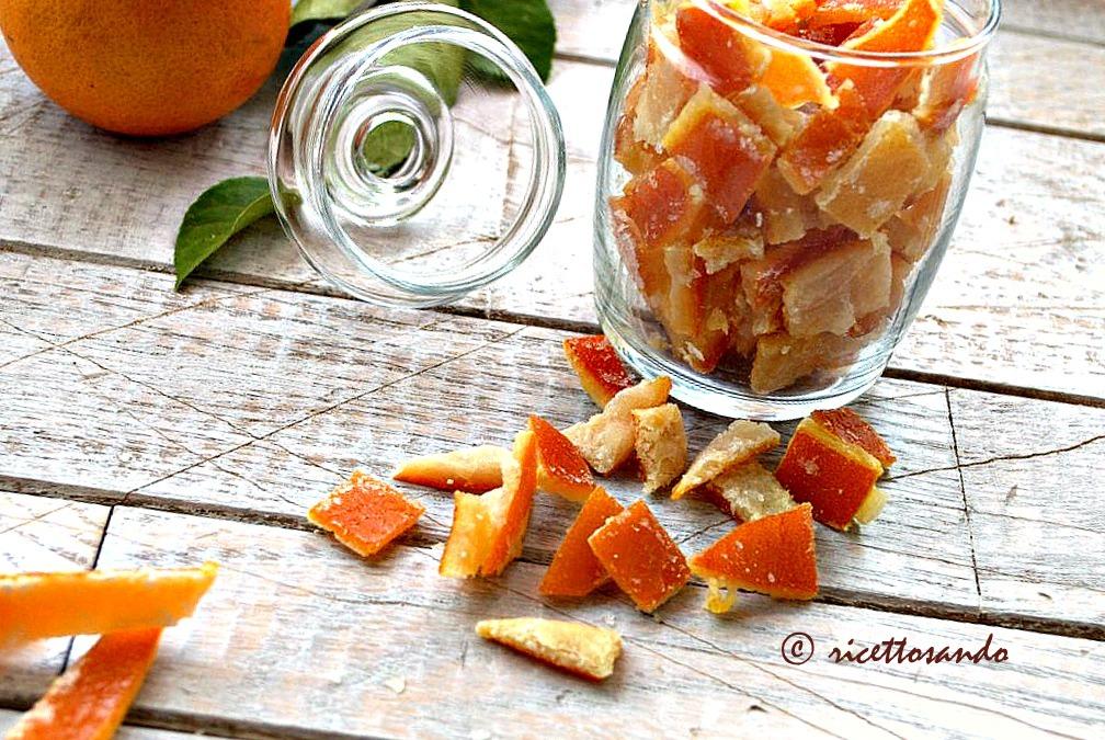 Arance e limoni canditi ricetta dolci e dolcetti golosi