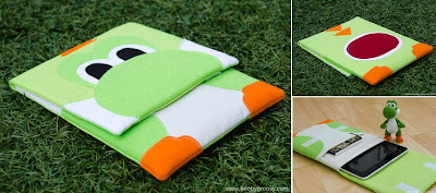 Cool iPad Cases and Creative iPad Cover Designs (15) 1