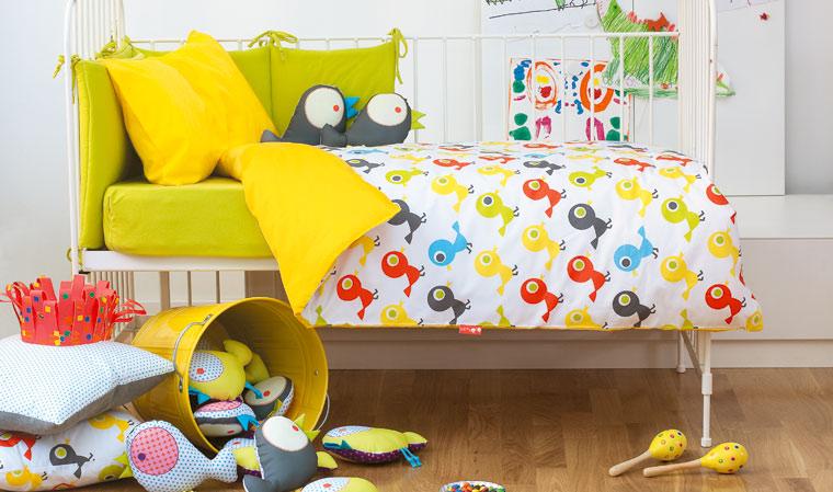 To2bebe kids sal de coco ropa de cama infantil original - Cama infantil original ...