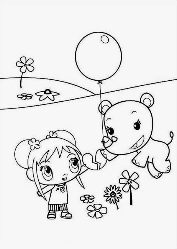desenhos para colorir e imprimir  desenhos ni hau kai lan