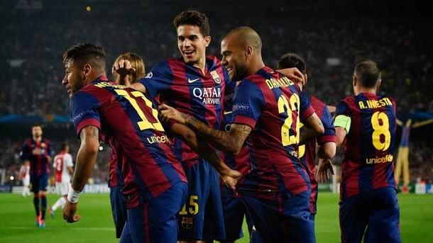 Vídeo resumen: Barcelona 3 Ajax 1 - (21/10/2014)