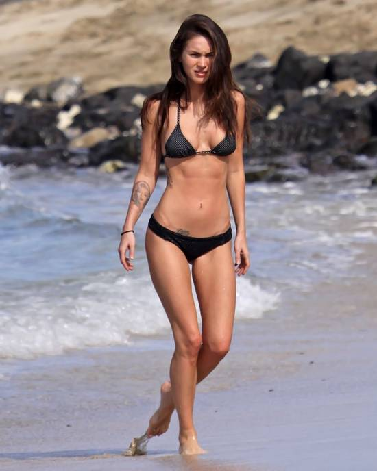 megan fox in bikini pics Photo