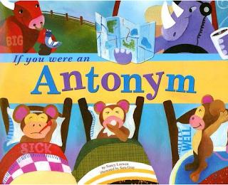 If you were an antonym