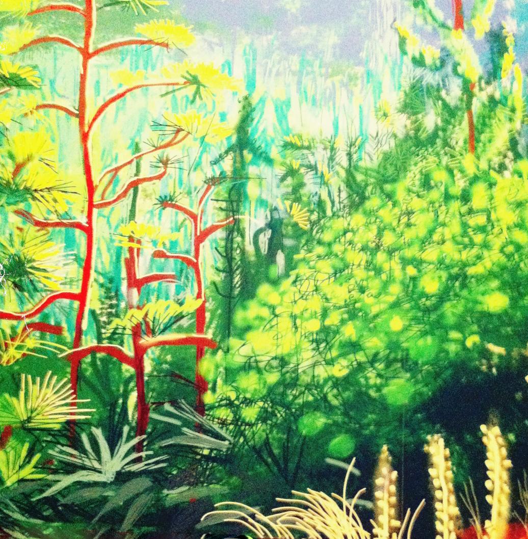 She had us at hello jan 26th david hockney at the for David hockney painting
