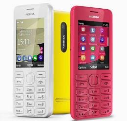 Harga terbaru Nokia Asha 206