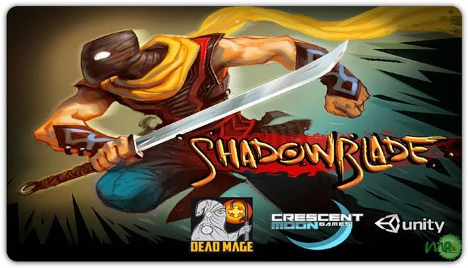 Shadowblade Version 1.01 Full APK Android Download