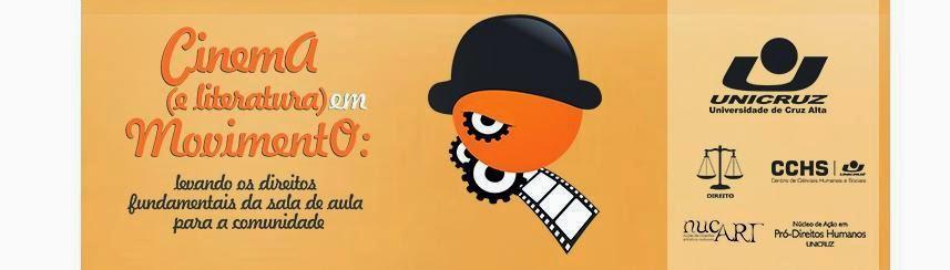 Cinema (e Literatura) em Movimento