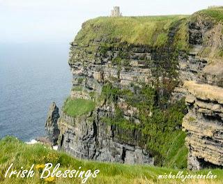 Scenic Cliffs in Ireland