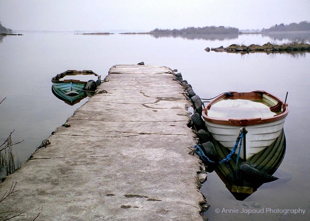 lake, boats