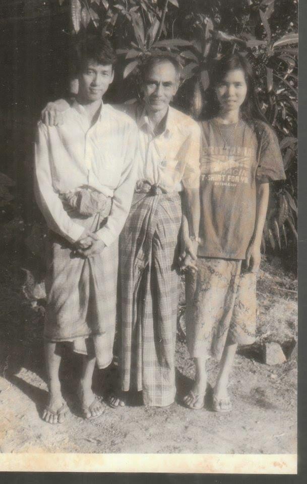 လွေက်ာ္ေဇာ –  ရဲေဘာ္လြင္ (သို႔မဟုတ္ ) လူ႔ေလာကကုိ လွေစခ်င္သူ