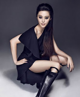 the most beautiful asian actor/ model fanny bing bing!!! ding