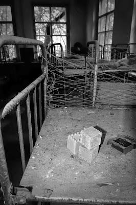 Przedszkole w Czarnobylu.