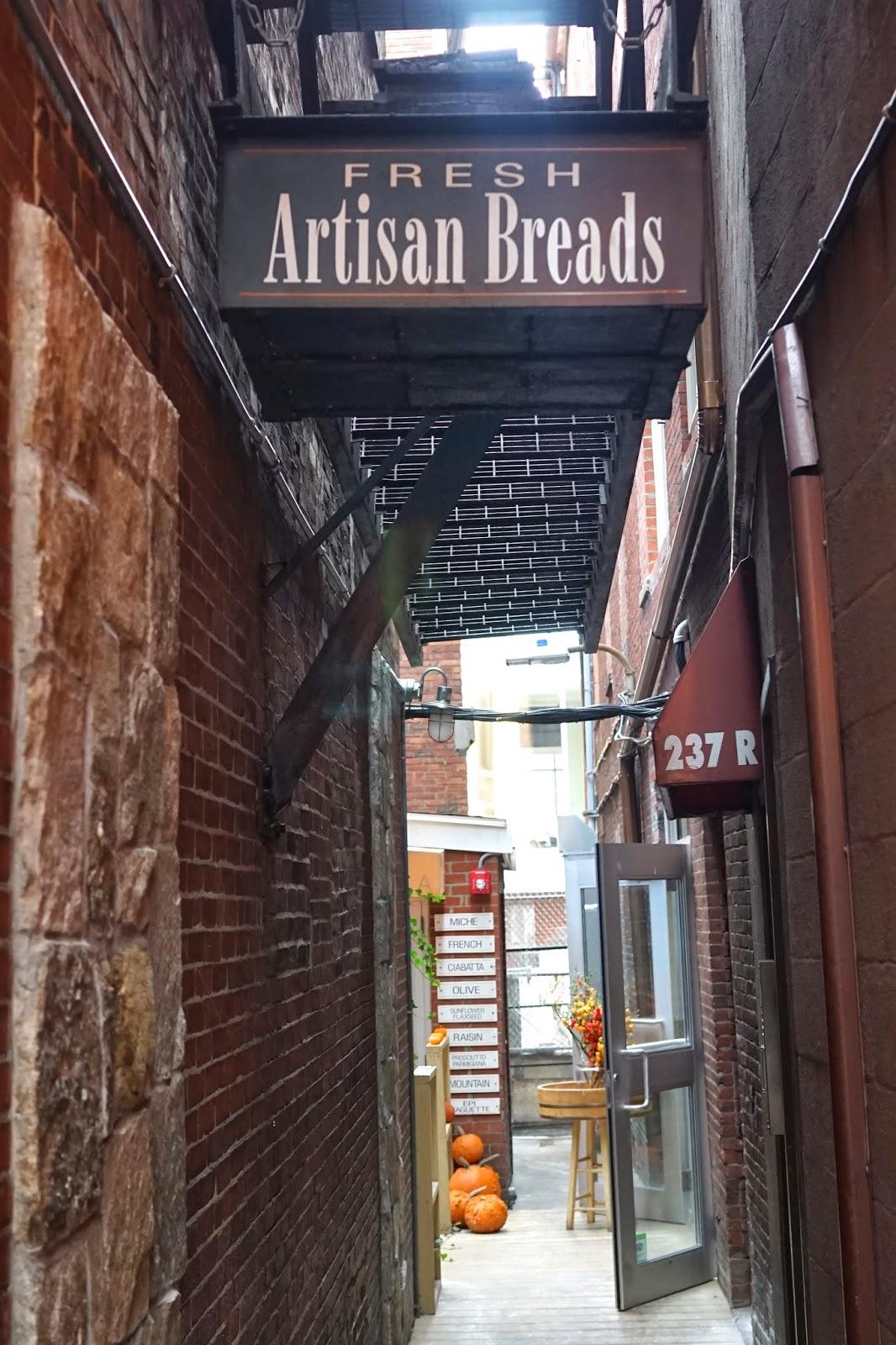Petite Italy, Boston