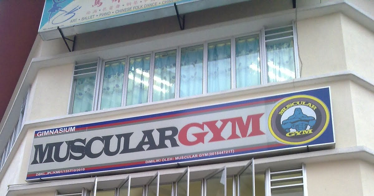 Malaysian Gym or Fitness Center Review - Kevin Zahri