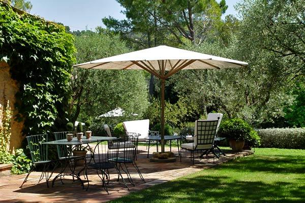 Estilo rustico jardin rustico for Jardines rusticos campestres