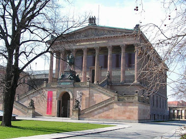 Alte Nationalgalerie - Museo di Berlino
