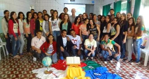 Dioceses do sertão de Pernambuco articulam atividades da Juventude Missionária