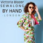 By Hand London Victoria Blazer Sewalong