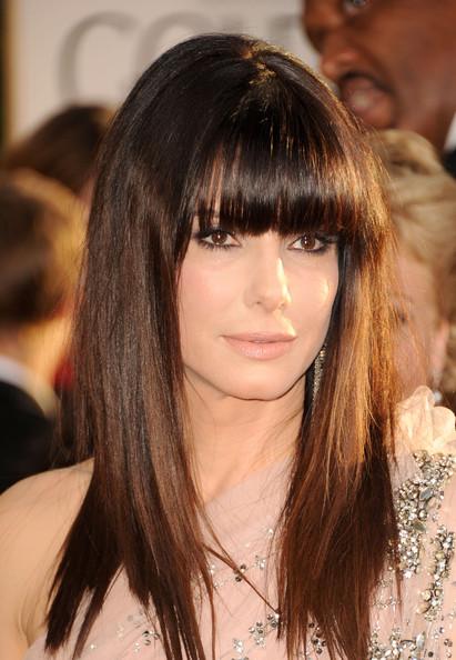 Sandra Bullock Hair Style