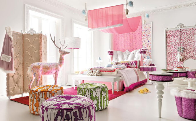 #5 Kids Room Design Ideas