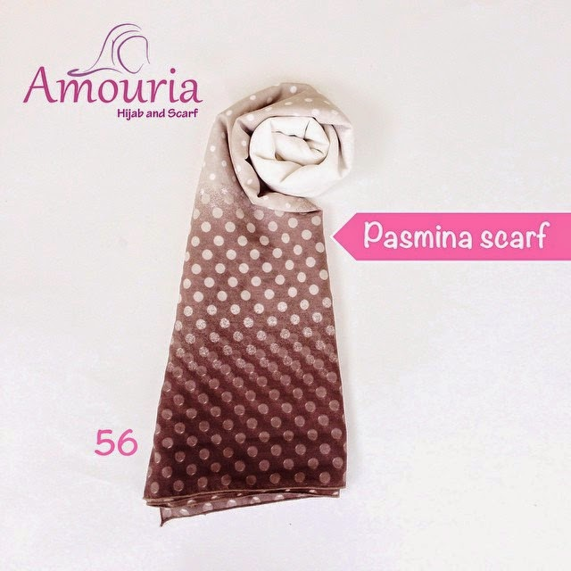 Hijab Amouria Pashmina Scarf Kode 056