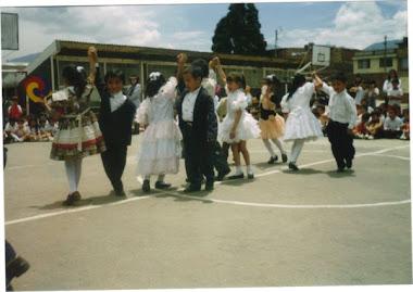 Escuela San Carlos 1985