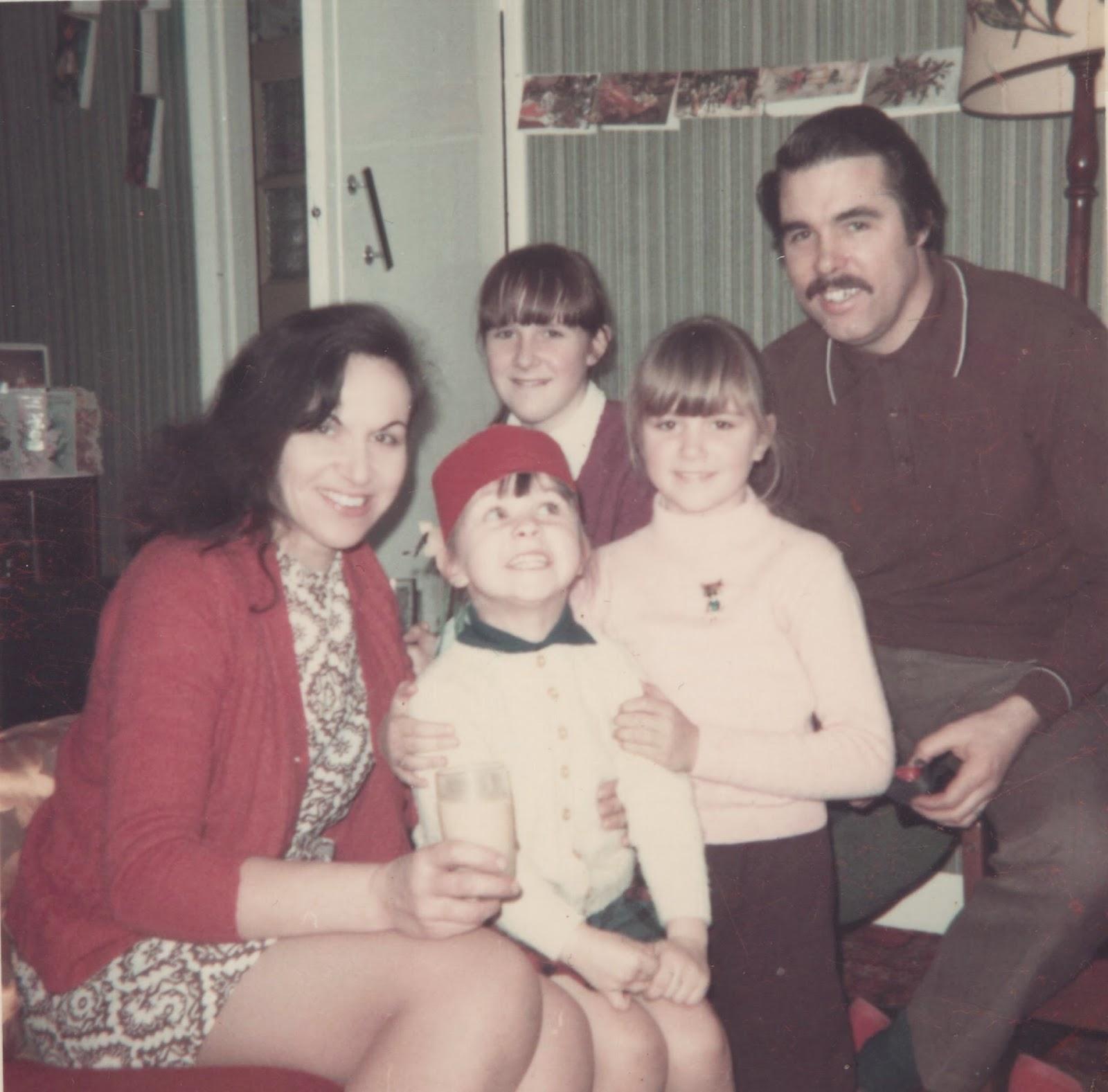 Christmas, seventies