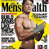 Build Arms Like Sam Ajdani in Men's Health Magazine