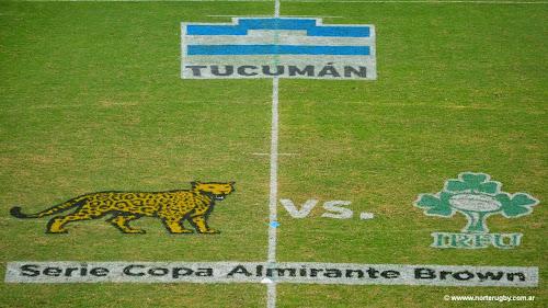 Argentina e Irlanda listos para la revancha