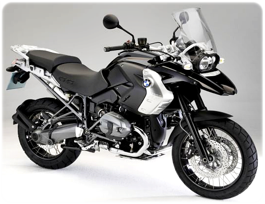 Moge BMW R 1200 GS Adventure 2015
